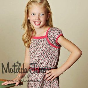 NEW NWT Size 8 Noelle Knit Dress Matilda Jane MJC